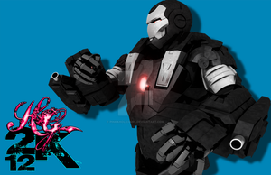 War Machine_WIP ver 4.72 by pinkaholicgurl