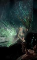 Nereid -Don't worry, I'll save you.......- by RikyF