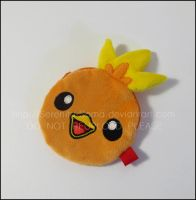 Zipper Pouch: Torchic by Serenity-Sama