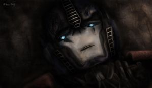 TFP- Optimus dies by MaryDec