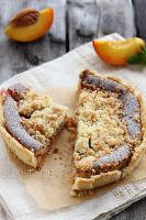 Nectarine pie by kupenska