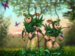 forest dryads by Dolgopolov