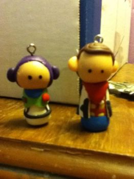 Buzz and Woody by Lameasaurus-etsy