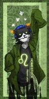 Mask : NEPETA by ninevsnine