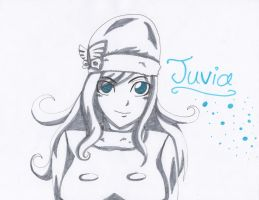 Juvia by Snowstorm102