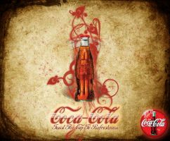 Coca Cola Advertisement by Tyger18