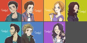 Teen Wolf - Smile! by tedizack