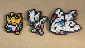 Togepi Family - PB Sprite Set by MaddogsCreations