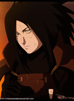 Uchiha Madara I Am Ready The Fight by IITheYahikoDarkII