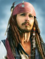 Captain Jack by vampirekingdom