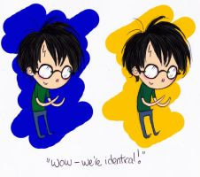 The 7 Potters: The Twins by KennedyxxJames