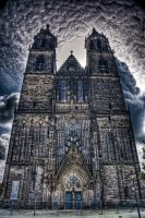 Cathedral of Magdeburg by Ditze