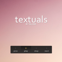 Textuals by PaulEnsane
