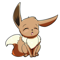Eevee by Zedrin
