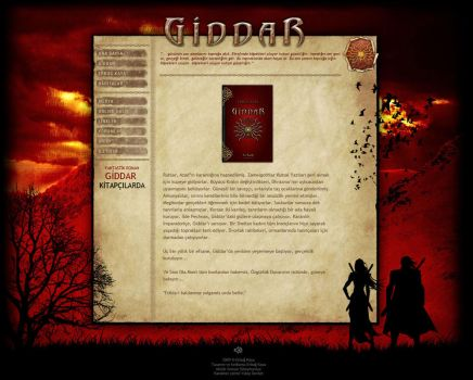Giddar - Silverlight by blackiron