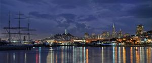 San Francisco Skyline VII by tt83x