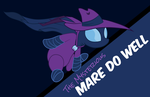 The Mysterious Mare Do Well (Final) by drawponies