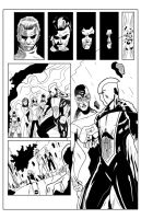The All-New Union Issue 3 page 14 by CB-ComicArt