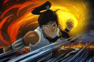 Avatar Korra's Face Revealed by ZukosBack