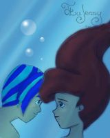 For Aeolus_Oh Flounder... by FEuJenny07