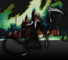 Cluny the Reaper by Redtriangle