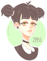 ZIPPLE by lilac-crystals