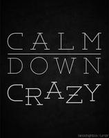 Silver Linings Playbook - Calm Down Crazy by TheMindThatWanders