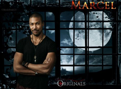 Marcel Gerard The Originals by Bookfreak25