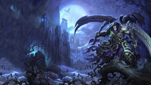 Darksiders II Wallpaper HD 2 by B4H