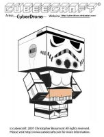 Cubeecraft - Femtrooper by CyberDrone