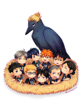 Haikyuu Nest by ToniK9