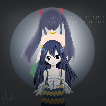 Wendy Marvell by SkellyCat