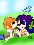 Kiss And Tell~ by Shadris0719