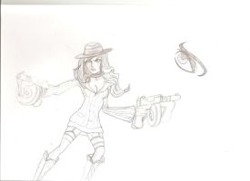 Miss fortune by retinascrew