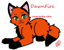 Dawnfire~! by Cottoncandycat12