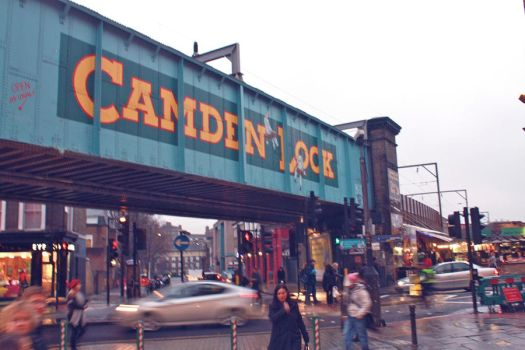 Camden Lock by Stanjamme