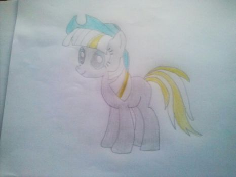 My own OC :) by Dont-worry-cookie