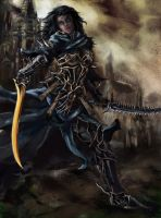 Lord's Blade Ciaran (no mask) by zhenderson