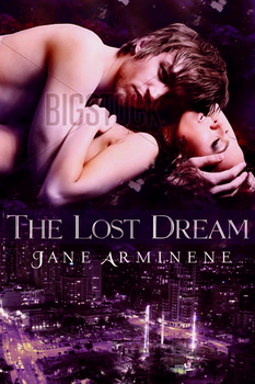 Book Cover - The Lost Dream by BrynaHarper