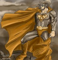 DRoss: Man of Steel by kaji02