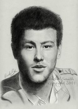 Cory Monteith by withering-black-rose