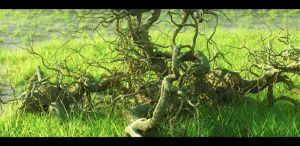 Roots in Vue by dragan45