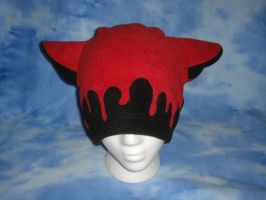 Blood Drip Hat by HatcoreHats
