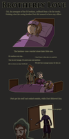 A Hobbit Fancomic: Brotherly Love by Bernuviel