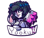COMMISSION: Bunguro's Badge by Reptonic