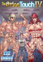 Atlas Touch 4 Cover by zzzcomics