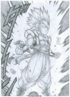Gotenks by Beelthand