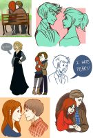 Doctor Who by cookiekhaleesi