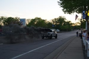 They See Me Rolling [Coal] by rioross