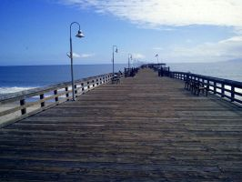 Ventura Pier by Sincitykid